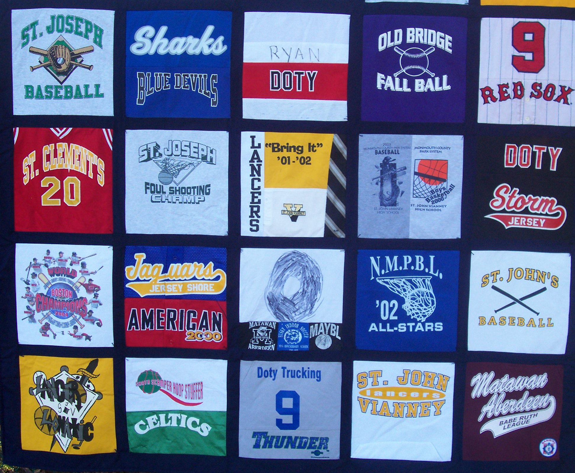 How To Make A T Shirt Quilt Part 1 Male Models Picture